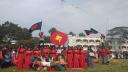 বর্ণাঢ্য আয়োজনে দোহার-নবাবগঞ্জে বিজয় দিবস পালিত