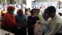 নোয়াখালী সদরে হতদরিদ্রদের মাঝে ত্রাণ সামগ্রী বিতরণ