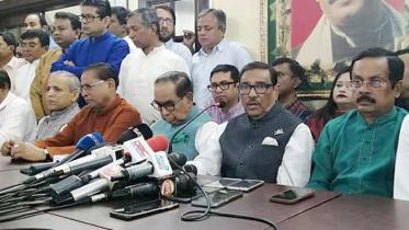 জজ বদলির বিষয়ে রাজনীতির চেষ্টা করছে বিএনপি: ওবায়দুল কাদের