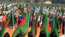 পাবনায় হাজারো কন্ঠে জাতীয় সঙ্গীত উৎসব