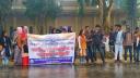 রাবিতে ক্লাস বর্জন করে বিষয় কোড অন্তর্ভুক্তির দাবি
