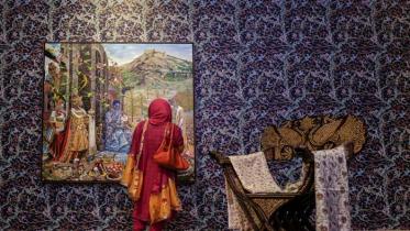 ঢাকা আর্ট সামিটের পঞ্চম আসর শুরু হচ্ছে আজ