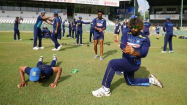 অনুশীলনে ফিরছে শ্রীলঙ্কান ক্রিকেট