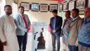 রাজাগাঁও ইউনিয়নে 'মুক্তিযোদ্ধা অদম্য কর্ণার' উদ্বোধন