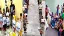ছিন্নমূল ৫০০ শিশুর পাশে ঢাকা দক্ষিণের যুবলীগ নেতা বাবু