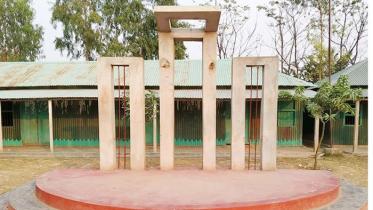 আশা মিটলো ভাষা মতিনের গ্রামের মানুষের
