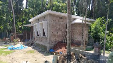 বাগেরহাটে মসজিদ নির্মাণে বাঁধা, তদন্তে পুলিশ