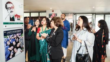 দিল্লি পাবলিক স্কুলে বঙ্গবন্ধুর জন্মশতবার্ষিকী উদযাপন