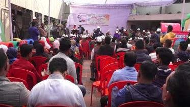 কুমিল্লা সিটি কর্পোরেশনে বঙ্গবন্ধু কর্নার উদ্বোধন