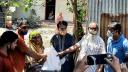 করোনায় অসহায় মানুষের পাশে সাবেক এমপি জিয়াউল হক মৃধা