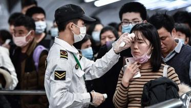 চীন ফেরত বাংলাদেশিকে হাসপাতালে ভর্তি