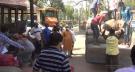 কুমিল্লা সিটি কর্পোরেশনের দরিদ্রদের খাদ্য বিতরণ