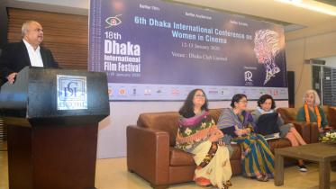 ঢাকা আন্তর্জাতিক চলচ্চিত্র উৎসবে 'উইমেন ফিল্ম মেকারস কনফারেন্স'