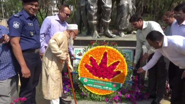 গাজীপুরে প্রথম সশস্ত্র প্রতিরোধ দিবস উপলক্ষে দোয়া মাহফিল
