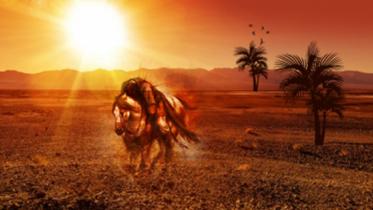 পরাশক্তি-প্রধান হয়েও সাদামাটা হযরত ওমর