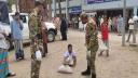 হিলিতে প্রতিবন্ধীদের মাঝে খাদ্য সামগ্রী দিল সেনাবাহিনী