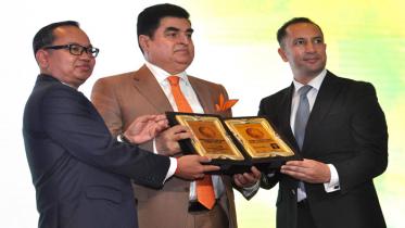 ডা. এইচ.বি.এম. ইকবাল দেশের বেষ্ট ব্যাংক লিডার অ্যাওয়ার্ডে ভূষিত