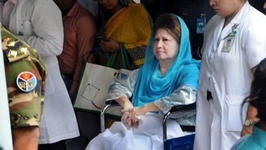 খালেদার জামিন শুনানি দুপুরে, আদালতে কড়া নিরাপত্তা