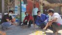 করোনা সচেতনতায় কাজ করছে কুড়িগ্রাম জেলা ছাত্রলীগ