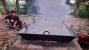ব্রাহ্মণবাড়িয়ায় লালি গুড় তৈরির গ্রাম বিষ্ণুপুর