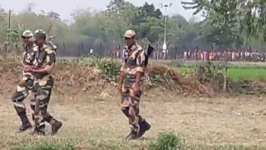 লালমনিরহাট সীমান্তে বিএসএফ'র গুলিতে দুই বাংলাদেশি নিহত