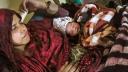 দিল্লিতে পেটে লাথি খেয়েও 'মিরাকল বেবি'র জন্ম