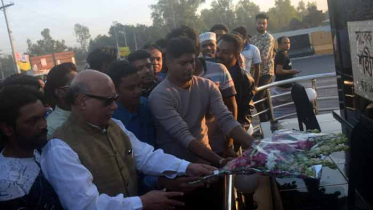 খালেদা জিয়ার মামলায় সরকারের কোন হস্তক্ষেপ নেই: নাসিম