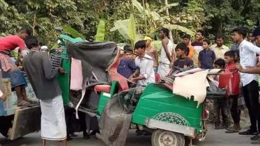 নোয়াখালীতে সড়ক দুর্ঘটনায় নিহত ৫, আহত ৮