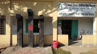 অযত্ন-অবহেলায় নোয়াখালীর প্রথম শহীদ মিনার