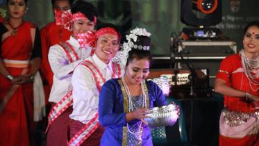 শেষ হল ২১দিনব্যাপী বাংলাদেশ সাংস্কৃতিক উৎসব