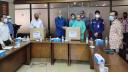 চট্টগ্রামে এস আলম গ্রুপের পিপিই প্রদান ও ত্রাণ বিতরণ