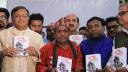 শিবুকান্তি দাশের 'আমার বঙ্গবন্ধু আমার স্বাধীনতা'র মোড়ক উম্মোচন