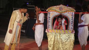 বাংলাদেশ সাংস্কৃতিক উৎসবের ১০ম দিনে জেলাভিত্তিক পরিবেশনা