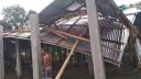 সরাইলে কালবৈশাখীতে ৩০টি ঘরবাড়ি বিধ্বস্ত,আহত ৮