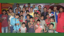 বিশ্ব ভালবাসা দিবসে পথশিশুদের সাথে ভালোবাসা বিনিময়
