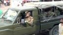 সুনামগঞ্জে সেনা টহল জোরদার