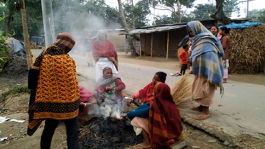 ঠাকুরগাঁওয়ে তীব্র শীতে জনজীবন বিপর্যস্ত