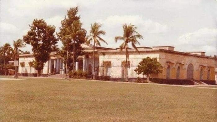 বরিশাল জিলা স্কুল-১৮৫৩ -ছবি সংগৃহীত।