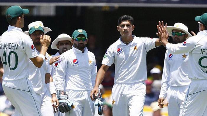 পাকিস্তান টেস্ট দল