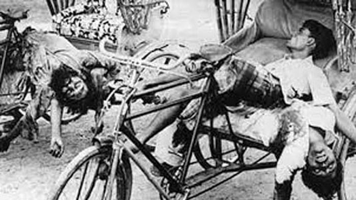 ভয়াল ২৫ মার্চ: অপারেশন সার্চ লাইটের নামে গণহত্যার দৃশ্য