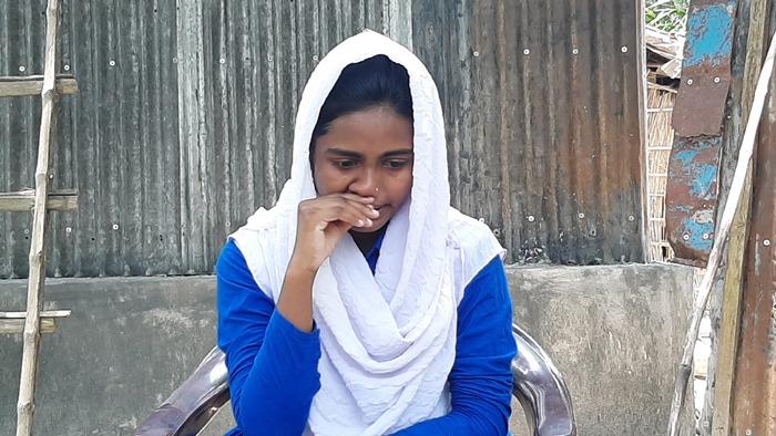 তানিয়া খাতুন- ছবি একুশে টেলিভিশন।
