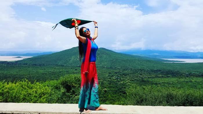 ২০০ দেশে বাংলাদেশের পতাকা তুলে ধরবো: নাজমুন নাহার