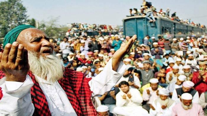 বিশ্ব ইজতেমা: আখেরি মোনাজাত সকাল ১০টায়