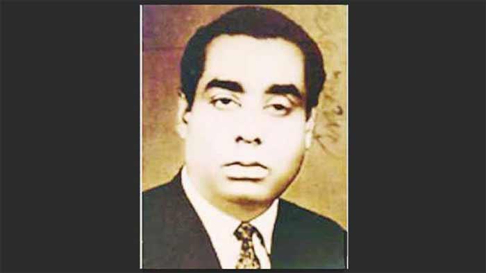 একেএম শামসুজ্জোহার মৃত্যুবার্ষিকী আজ