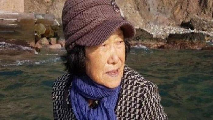 গোটা দ্বীপে একাই থাকেন ৮১ বছরের এই নারী