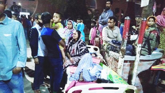 সোহরাওয়ার্দী হাসপাতালে আগুনের ঘটনায় ৭ সদস্যের তদন্ত কমিটি