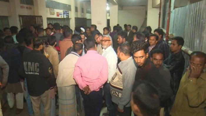 রামপালে সন্ত্রাসী হামলায় ইউপি চেয়ারম্যান নিহত
