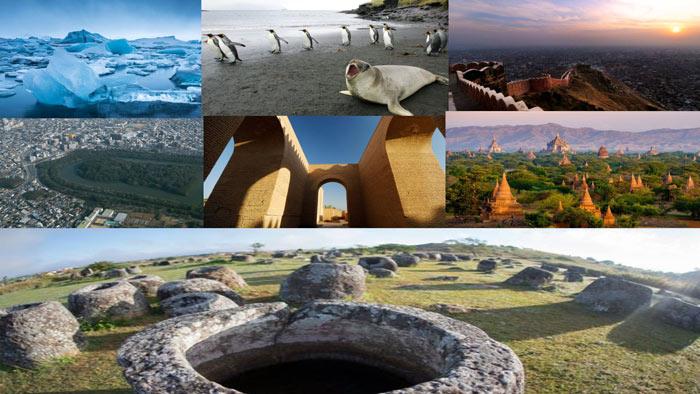 বিশ্ব ঐতিহ্যের তালিকায় নতুন ৭ নাম
