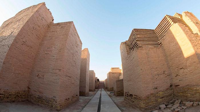 বিশ্ব ঐতিহ্যের স্বীকৃতি পেল প্রাচীন শহর ব্যাবিলন