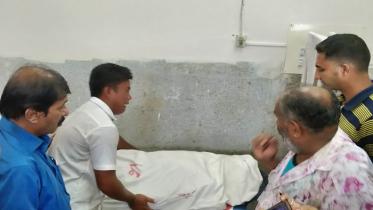 বান্দরবানে আ'লীগ নেতাকে গুলি করে হত্যা